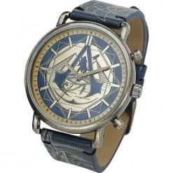 Assassin's Creed Origins Zegarek na rękę niebieski. Czarne zegarki męskie marki KALENJI, ze stali. Za 144,90 zł.
