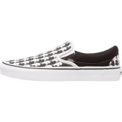 Creepersy damskie: Vans CLASSIC SLIPON Półbuty wsuwane black/true white