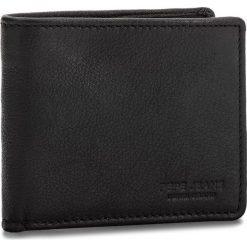 Duży Portfel Męski PEPE JEANS - Beal Wallet PM070293  Black 999. Czarne portfele męskie Pepe Jeans, z jeansu. Za 179,00 zł.