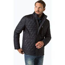 GEOX - Męska kurtka funkcyjna – Kristof, niebieski. Niebieskie kurtki męskie pikowane marki Geox, m. Za 899,95 zł.