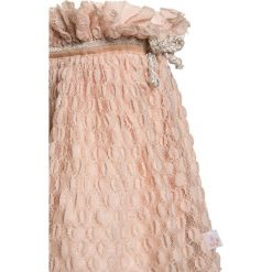 Noé & Zoë Spódnica mini rose. Czerwone minispódniczki marki Noé & Zoë, z elastanu. W wyprzedaży za 174,30 zł.
