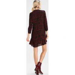 Sukienki hiszpanki: Whistles LIPS PINTUCK DRESS Sukienka koszulowa black/multi