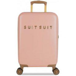 Suitsuit Walizka Podróżna Tr Różowy. Czarne walizki marki Brugi. Za 585,00 zł.