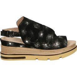 Sandały damskie: Sandały – 141601411 BLA