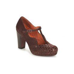 Czółenka Chie Mihara  -. Brązowe buty ślubne damskie Chie Mihara. Za 811,30 zł.