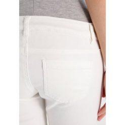 MAMALICIOUS MLSIGGA Jeans Skinny Fit antique white. Białe jeansy damskie MAMALICIOUS, z bawełny. Za 229,00 zł.