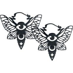 Wildcat Mystic Moth Kolczyki standard. Szare kolczyki damskie Wildcat. Za 79,90 zł.
