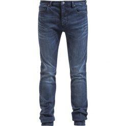 Jeansy męskie regular: Shine Original Walker - Skinny Jeansy niebieski