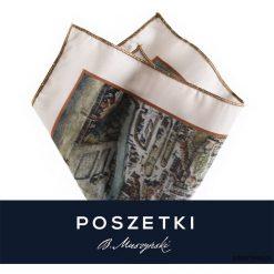 Poszetki męskie: Poszetka Cracovia