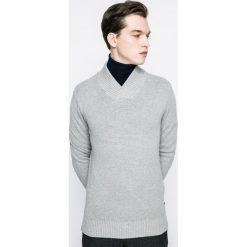 Produkt by Jack & Jones - Sweter. Niebieskie swetry klasyczne męskie marki PRODUKT by Jack & Jones. W wyprzedaży za 49,90 zł.