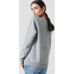 Bluzy rozpinane damskie: Levi's Luźna bluza Graphic Crew - Grey