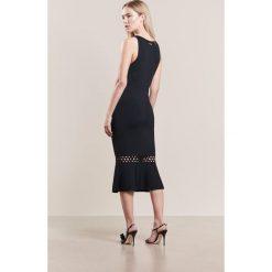 MICHAEL Michael Kors Sukienka dzianinowa black. Czarne sukienki dzianinowe marki MICHAEL Michael Kors, m. W wyprzedaży za 759,20 zł.