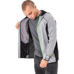 Bluzy męskie: 4f Bluza męska H4L18-BLMF004 jasnoszara r. XL