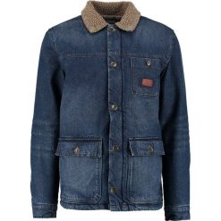Quiksilver CAPALONGA  Kurtka jeansowa neo elder. Niebieskie kurtki męskie jeansowe marki Reserved, l. W wyprzedaży za 411,75 zł.