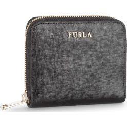 Mały Portfel Damski FURLA - Babylon 907856 P PR84 B30 Onyx. Czarne portfele damskie Furla, ze skóry. Za 485,00 zł.
