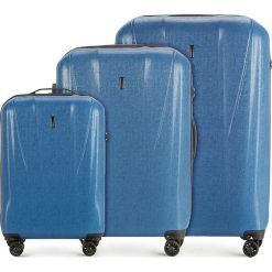 Walizki: 56-3P-96S-90 Zestaw walizek