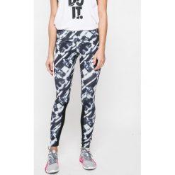 Nike - Legginsy. Szare legginsy Nike, l, z elastanu. W wyprzedaży za 139,90 zł.