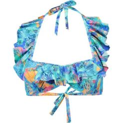 Stroje kąpielowe damskie: SAHA CONNECTION Góra od bikini multicolored