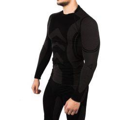 Koszulki sportowe męskie: Webster Function Koszulka termoaktywna unisex LS11200 czarno-szara  r. L