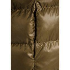Friboo Płaszcz zimowy olive drab. Brązowe kurtki chłopięce marki Friboo, na zimę, z materiału. W wyprzedaży za 125,30 zł.