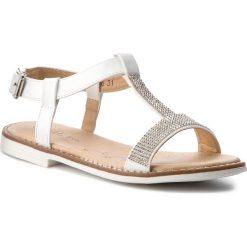 Sandały dziewczęce: Sandały NELLI BLU – CS1086-8 Biały