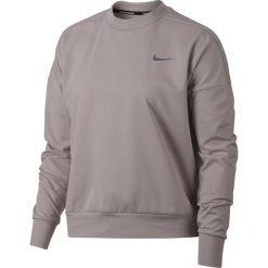 Bluza Running. Czerwone bluzy damskie Nike, l, z elastanu. Za 327,56 zł.