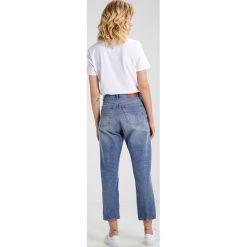 Boyfriendy damskie: Tiger of Sweden Jeans DROPPED  Jeansy Straight Leg light blue
