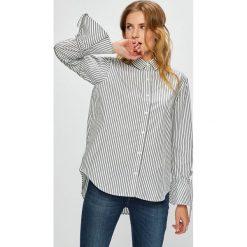 Levi's - Koszula. Szare koszule wiązane damskie G-Star RAW, l, w paski, z bawełny, casualowe, z klasycznym kołnierzykiem, z krótkim rękawem. W wyprzedaży za 259,90 zł.