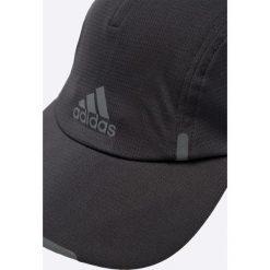 Adidas Performance - Czapka. Czarne czapki z daszkiem męskie adidas Performance, z materiału. W wyprzedaży za 69,90 zł.