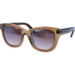 """Okulary przeciwsłoneczne damskie: Okulary przeciwsłoneczne """"V706S"""" w kolorze brązowym"""