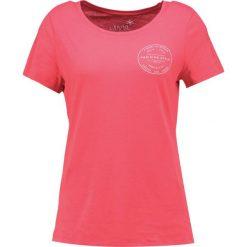 T-shirty damskie: Juvia PARIS LOGO TEE Tshirt z nadrukiem lipstick