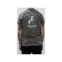 T-shirty męskie: Rallylab: Fuel For Fire