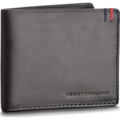 Portfele męskie: Duży Portfel Męski TOMMY HILFIGER – Burnished Mini Cc Wallet AM0AM03059  002