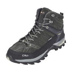 Buty trekkingowe męskie: Campagnolo Buty męskie Rigel Mid Trekking Wp Arabica/Sand r. 41