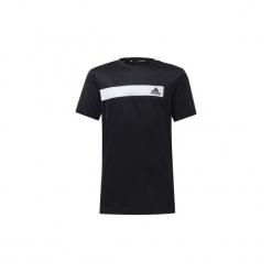 T-shirty z krótkim rękawem Dziecko  adidas  Koszulka Train Cool. Czarne t-shirty chłopięce z krótkim rękawem Adidas. Za 99,95 zł.