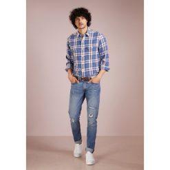 Polo Ralph Lauren MATLOCK Koszula  cobalt blue. Szare koszule męskie marki Polo Ralph Lauren, l, z bawełny, button down, z długim rękawem. Za 629,00 zł.