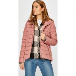 Roxy - Kurtka. Różowe kurtki damskie Roxy, l, z poliesteru, z kapturem. Za 369,90 zł.