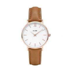 Zegarki damskie: Cluse Minuit CL30021 - Zobacz także Książki, muzyka, multimedia, zabawki, zegarki i wiele więcej