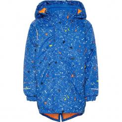 """Kurtka zimowa """"Snow03"""" w kolorze niebieskim. Czerwone kurtki chłopięce zimowe marki Salt & Pepper, midi. W wyprzedaży za 112,95 zł."""