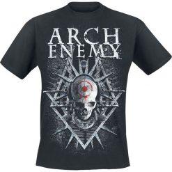 Arch Enemy Skull T-Shirt czarny. Czarne t-shirty męskie Arch Enemy, xxl, z nadrukiem, z dekoltem na plecach. Za 89,90 zł.
