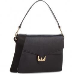Torebka COCCINELLE - CJ5 Ambrine Soft E1 CJ5 12 04 01 Noir 001. Czarne torebki klasyczne damskie Coccinelle, ze skóry. W wyprzedaży za 1469,00 zł.