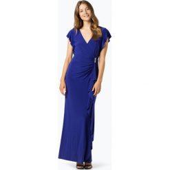 Sukienki: LAUREN RALPH LAUREN - Damska sukienka wieczorowa, lila