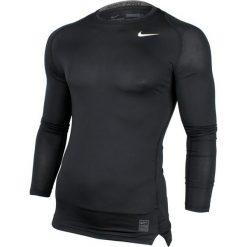Nike Koszulka męska Pro Combat Cool Compression czarna r. S (703088 010). Białe koszulki sportowe męskie marki Adidas, l, z jersey, do piłki nożnej. Za 84,45 zł.