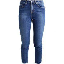 LTB NORAH Jeansy Slim Fit talon wash. Niebieskie jeansy damskie marki LTB, z bawełny. W wyprzedaży za 223,20 zł.