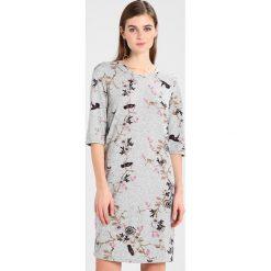 Sukienki dzianinowe: b.young PLETA DRESS Sukienka dzianinowa combi