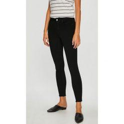 Only - Jeansy Blush. Czarne jeansy damskie marki ONLY, l, z materiału, z kapturem. W wyprzedaży za 149,90 zł.