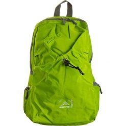 """Plecak """"Kangos"""" w kolorze zielonym - 27 x 41 x 14 cm. Zielone plecaki męskie Elementerre, z tkaniny. W wyprzedaży za 34,95 zł."""