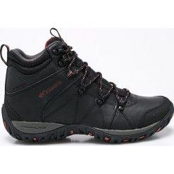 Columbia - Obuwie Peakfreak Venture Mid. Brązowe buty skate męskie Columbia, z materiału, outdoorowe, omni-heat (columbia). Za 499,90 zł.