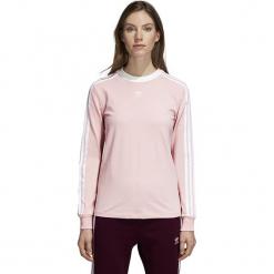 Koszulka adidas 3-Stripes L/S (DH4431). Szare t-shirty damskie Adidas, l, z bawełny. Za 169,99 zł.