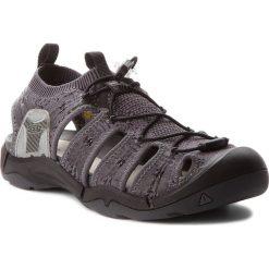 Sandały KEEN - Evofit One 1019301 Heathered Black/Magnet. Szare sandały męskie Keen, z materiału. W wyprzedaży za 359,00 zł.